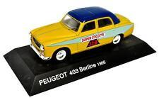 Voiture modèle réduit collection 1/43ème Peugeot 403 berline 1966