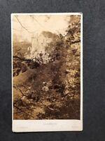 Victorian Carte De Visite CDV: Thomson: Rosslyn: Hawthornden