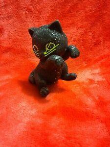 2021 Bath & Body Works Halloween Black Cat Candle Jar Hanger