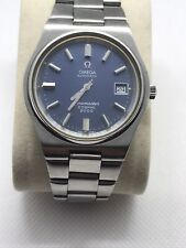 omega seamaster cosmic 2000 Blue Dial