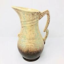 Beswick Pottery Art Deco Pitcher / Vase #662 Vintage 1970's English Pottery
