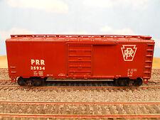 HO SCALE KAR-LINE PENNSYLVANIA PRR 25934 40' BOX CAR