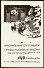 Dumont Television Vintage Ad 1949 (112011)