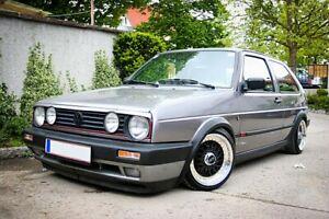 Für VW Golf 2 Böser Blick Grillspoiler Grill Spoiler Motorhaubenverlängerung-