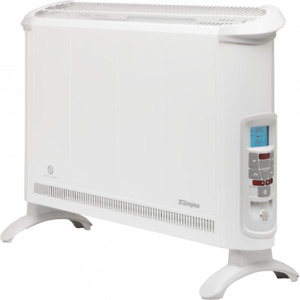 Dimplex 402BT Bluetooth Electric Convector Heater with Timer, 2000W, 2KW, White