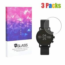 Tempered Glass Screen Protector 9H Hardness for Skagen Falster 2 Smartwatch 3pcs