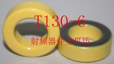 2pcs RF Iron Powder Toroidal:T130-6
