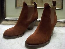 Acne Studios Star Ankle Bootie Shoes Size 41 $560