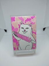 New Fontaine Ripndip v2 Ice Cream Playing Cards by Zach Mueller - pink rip n dip