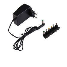 Universal AC DC Adapter Converter 3 4.5 6 7.5 9 12V Power Charger 2.5A 30W NEW