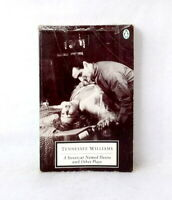 A Streetcar Named Desire Other Plays Tennessee Williams used penguin classics PB
