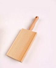 Gnocchi Board Pasta Maker Rubberwood