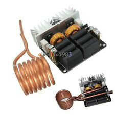 20A 1000W ZVS Tesla  Low Voltage Induction Heating Board Flyback Driver Heater