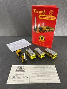 Hornby R3809 - Centenary Year Limited Edition Rocket Set - 1201 /1500