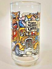 Mcdonalds The Great Muppet Caper Glass Happiness Hotel 1981 Henson Kermit