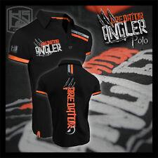 Hotspot Design Poloshirt Piker Predator Anglershirt, Angelshirt