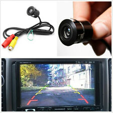 18.5mm Hole Car SUV Rearview Front Side View Rear View Parking HD Camera Kit 12V