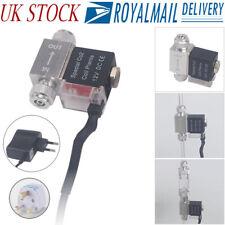 More details for dc 12v low temperature co2 aquarium system magnetic solenoid valve regulator new