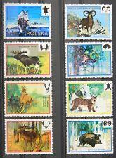 - Polen Poland 1973 Mi. Nr. 2247-2254 ** postfrisch MNH fauna