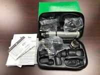 Welch Allyn 97250-MC Otoscope Set Coaxial OP/Microview 3.5V