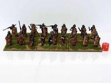 28mm Early Imperial Roman Legionaries Veterans - Painted & Based #2