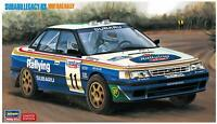 Hasegawa 1/24 Subaru Legacy RS 1991 RAC Rally Model Kit 20390 w/ Tracking NEW