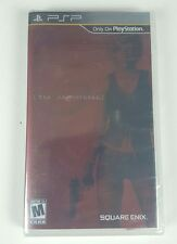 The 3rd Birthday PSP Game BRAND NEW Factory Sealed (Sony PSP, 2011) Square Enix