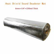 60SQFT Special Heat and Noise Blocker Material Vibro-deaden For Firewall Fender