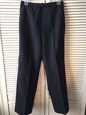 Terre & Mer wool Pants women's 38 ( USA size 6 ) <--