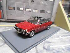BMW 3er E21 Baur Cabrio Cabriolet rot red 1978 - 1979 NEO Resin 1:43