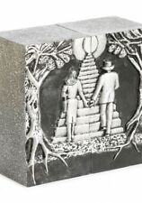 Stairway To Heaven Companion / Double Cremation Ashes Urn Pewter - UU300008A
