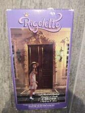 Rigoletto (VHS, 1989)
