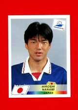 WC FRANCE '98 Panini 1998 - Figurina-Sticker n. 527 - NANAMI - JAPAN -New