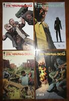 Walking Dead 186 187 188 189 Image Comics ALL FIRST PRINTS NM to NM/M