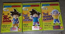 Bandai Dragon Ball Z Super Adverge EX Children Vol 2 Mini Figure - Set of 3