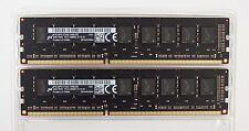 8GB (2x4GB) DDR3 ECC PC3-14900E 1866MHz 1RX8 RAM Memory OEM Mac Pro