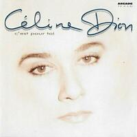 Celine Dion - Cest Pour Toi - Celine Dion CD PTVG The Fast Free Shipping