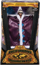 WWE MACHO HOMME RANDY SAUVAGE DEFIING MOMENTS SÉRIE ELITE FIGURINE CATCH MATTEL