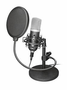 Trust Emita GXT 252 USB Studio Microphone OVP NEU