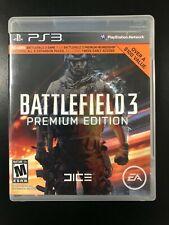 Battlefield 3 -- Premium Edition (Sony PlayStation) - Code Already Used