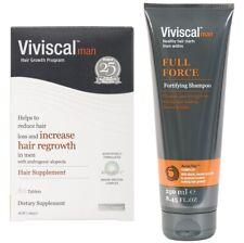Viviscal Man Supplement for Men 60 Hair Growth Program # LAST ONE ##
