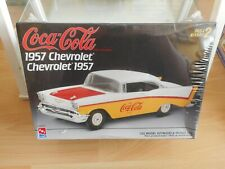 "Modelkit AMT / ERTL 1957 Chevrolet ""Coca Cola"" on 1:25 in Box (Sealed)"
