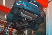 FMS Duplex Sportauspuff BMW 316i 100kW F30 F31 für 335i-Heck Bj 11/2012-04/2015