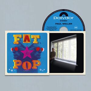 Paul Weller - Fat Pop (Volume 1) (2021, Polydor) CD Album