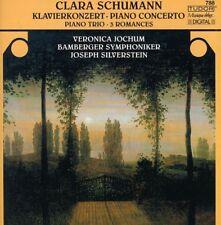 Veronica Jochum, C. - Klavierkonzert Op 7 / Klaviertio Op. 17 [New CD]