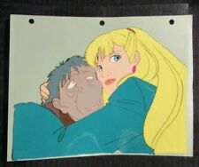 "THE REAL GHOSTBUSTERS Cartoon 10.5x9"" Animation Production Cel Vanna? A23-8"