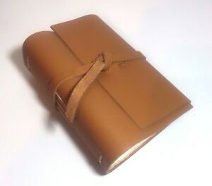 RUSTICO Journey Photo Albums Leather Photo Albums Photo Journals Gifts Buckskin