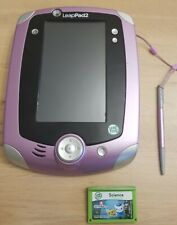 Leapster Leap Frog LeapPad 2 With Octonauts Game