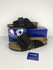 Birkenstock Kyoto Nubuck Leather / Suede Sandals