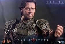 Hot Toys 1/6 Figure 30cm Jor-el Russell Crowe Man of Steel Superman Mms201